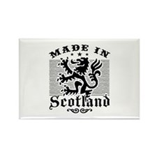 Made In Scotland Rectangle Magnet