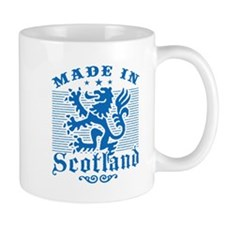 Made In Scotland Mug