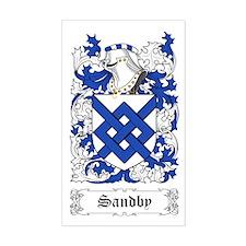 Sandby Sticker (Rectangular)