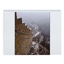 Great Wall China Wall Calendar