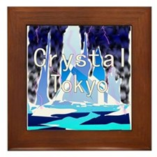 Crystal Tokyo Framed Tile