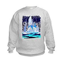 Crystal Tokyo Sweatshirt