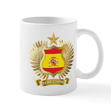 Spain world cup champions Mug