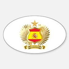 Spain world cup champions Decal