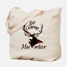 Big game hunter Tote Bag