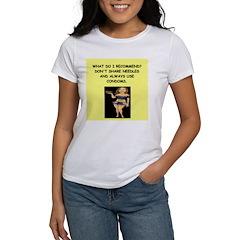 eat a horse Women's T-Shirt