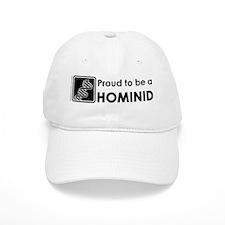 Proud Hominid Baseball Cap