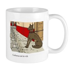 Cerberus Small Mug
