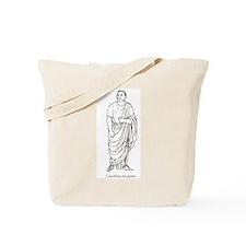 Caecilius Tote Bag