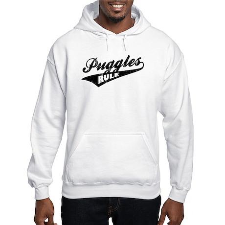 Puggles Rule Hooded Sweatshirt