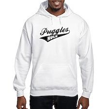 Puggles Rule Hoodie