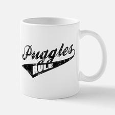 Puggles Rule Mug