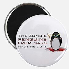 Cute Penguins Magnet