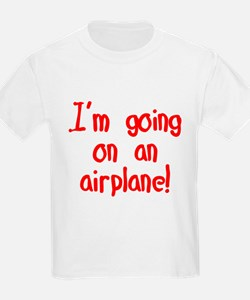 going on an airplane T-Shirt