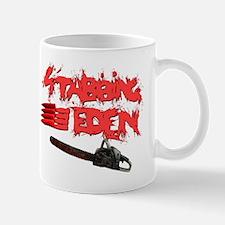 Chainsaw Logo Coffee Mug