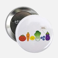 """Keep It Colorful 2.25"""" Button"""