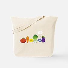 Keep It Colorful Tote Bag