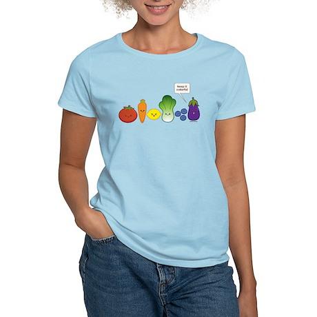 Keep It Colorful Women's Light T-Shirt