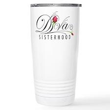 D.I.V.A. Sisterhood Travel Mug
