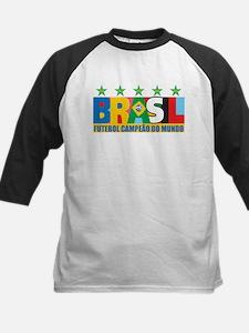 Brazilian World cup soccer Tee