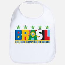 Brazilian World cup soccer Bib