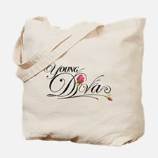 Young D.I.V.A.s Tote Bag