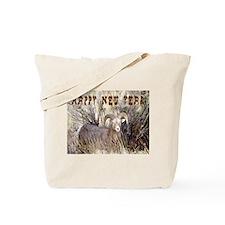 Ram Jewish New Year Tote Bag