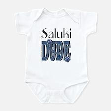 Saluki DUDE Infant Bodysuit