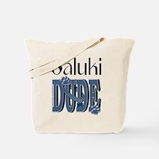 Saluki DUDE Tote Bag