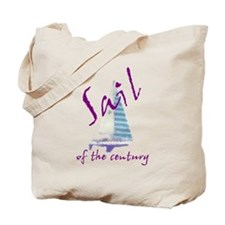 Sail of the Century Tote Bag