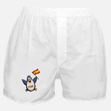 Spain Penguin Boxer Shorts