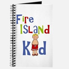 Fire Island Kid Boys Journal