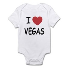 I heart Vegas Infant Bodysuit