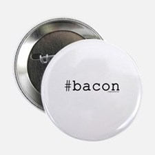 "Twitter hashtag #bacon 2.25"" Button"