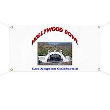 Hollywood Bowl Banner