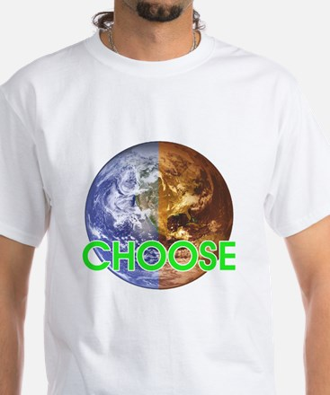 CHOOSE EARTH Shirt
