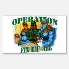 Operation Fix Em' All Decal
