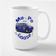 Ma and Pa Goose Mug