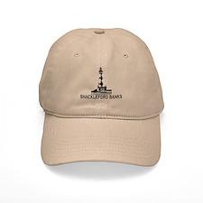 Shackleford Banks NC - Lighthouse Design Cap