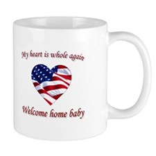 Cute Military welcome home Mug
