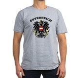 Austria Fitted Dark T-Shirts