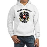 Austrian Hooded Sweatshirt