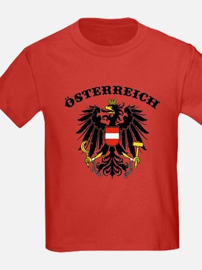 Osterreich Austria T