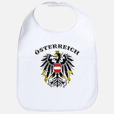 Osterreich Austria Bib