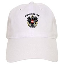 Osterreich Austria Baseball Cap