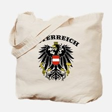 Osterreich Austria Tote Bag
