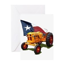 The Lone Star 445 Greeting Card