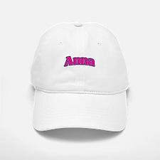Anna Baseball Baseball Cap