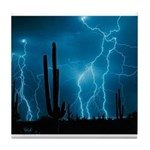Sonoran Storm Tile Coaster