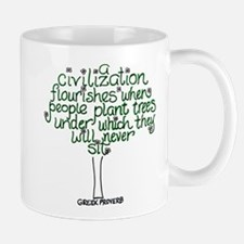 A Civilization Flourishes Whe Mug